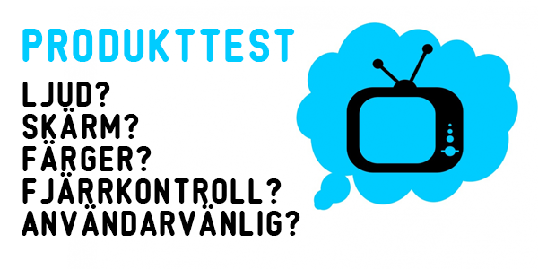 Produkttest TV